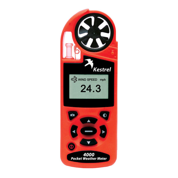 Kestrel 4000 Weather Meter