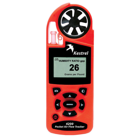 Kestrel 4200 Pocket Air Flow Tracker