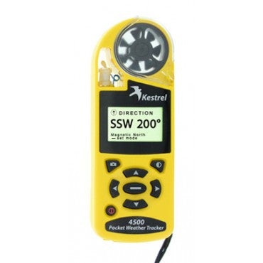 Kestrel 4500 Weather Meter - DISCONTINUED