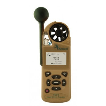 Kestrel 4600 Heat Stress Meter