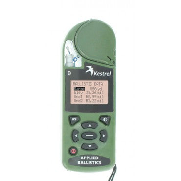 Kestrel 4500NV Applied Ballistics Meter