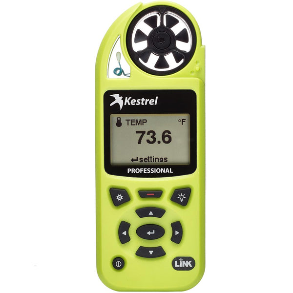 Kestrel Concrete Pro Jobsite Weather Kit