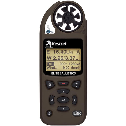Kestrel 5700 Elite Meter with Applied Ballistics and LiNK