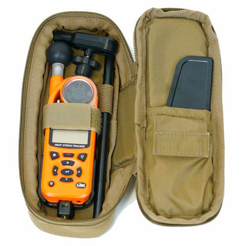 Kestrel Portable Rotating Vane Mount with MOLLE Carry Case - Kestrel 5 Series