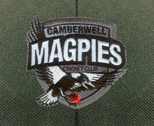 Masuri Original Series MK2 SENIOR Test Helmet with Titanium Grille - Camberwell Magpies CC