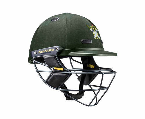 Masuri SENIOR Vision Series Elite Helmet with Titanium Grille - Middle Park CC