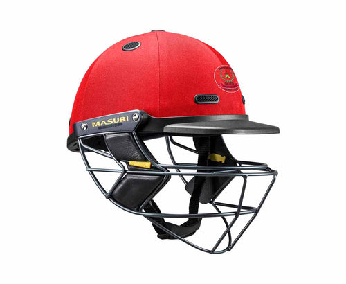 Masuri SENIOR Vision Series Elite Helmet with Titanium Grille - Heatherton CC