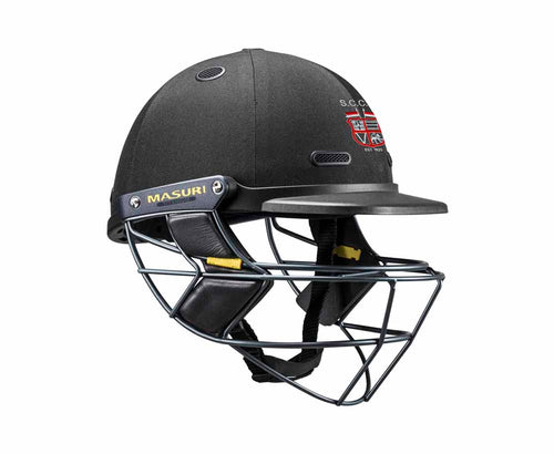 Masuri SENIOR Vision Series Elite Helmet with Titanium Grille - South Caulfield CC