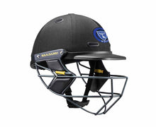 Masuri SENIOR Vision Series Test Helmet with Steel Grille - Melbourne University CC