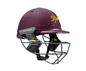 Masuri SENIOR Vision Series Test Helmet with Steel Grille - Fitzroy Doncaster CC