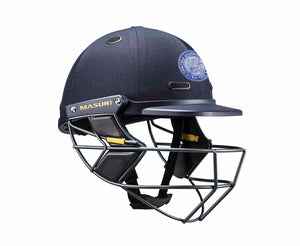 Masuri SENIOR Vision Series Test Helmet with Steel Grille - Caulfield Grammarians/NCG CC