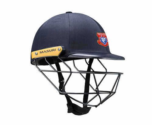 Masuri Original Series MK2 JUNIOR Legacy Plus Helmet with Steel Grille - Bentleigh CC