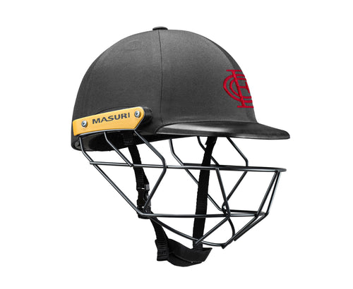 Masuri Original Series MK2 JUNIOR Legacy Plus Helmet with Steel Grille - Essendon CC
