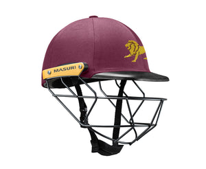 Masuri Original Series MK2 JUNIOR Legacy Plus Helmet with Steel Grille - Fitzroy Doncaster CC