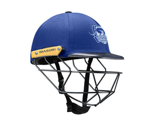 Masuri Original Series MK2 JUNIOR Legacy Plus Helmet with Steel Grille - Greenvale Kangaroos CC