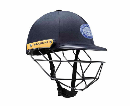 Masuri Original Series MK2 JUNIOR Legacy Plus Helmet with Steel Grille  - Caulfield Grammarians/NCG CC
