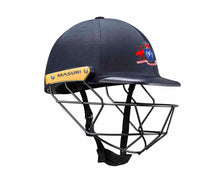 Masuri Original Series MK2 JUNIOR Legacy Plus Helmet with Steel Grille - Port Melbourne CC