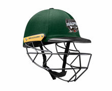 Masuri Original Series MK2 SENIOR Legacy Plus Helmet with Steel Grille - Camberwell Magpies CC