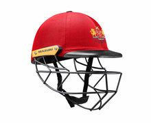 Masuri Original Series MK2 SENIOR Legacy Plus Helmet with Steel Grille - Casey South Melbourne CC