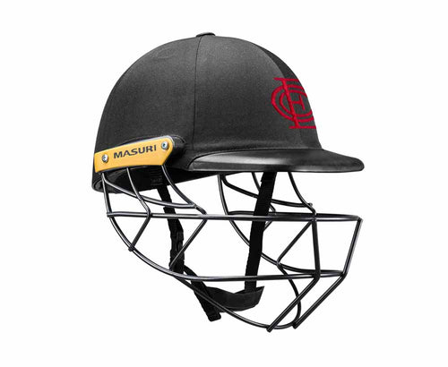 Masuri Original Series MK2 SENIOR Legacy Plus Helmet with Steel Grille - Essendon CC