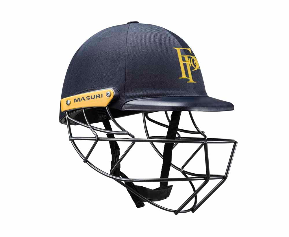 Masuri Original Series MK2 SENIOR Legacy Plus Helmet with Steel Grille - Frankston Peninsula CC