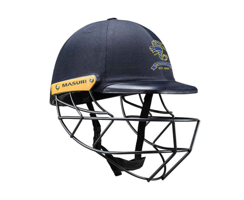 Masuri Original Series MK2 SENIOR Legacy Plus Helmet with Steel Grille - Hampton CC