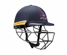 Masuri Original Series MK2 SENIOR Legacy Plus Helmet with Steel Grille - Port Melbourne CC