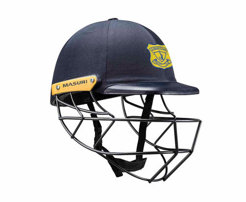 Masuri Original Series MK2 SENIOR Legacy Plus Helmet with Steel Grille - St Brigid's / St Louis CC