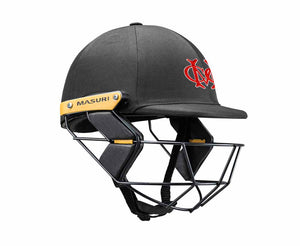 Masuri Original Series MK2 JUNIOR Test Helmet with Steel Grille - Moorabbin CC