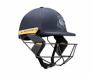 Masuri Original Series MK2 JUNIOR Test Helmet with Steel Grille - Carlton CC