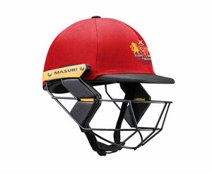 Masuri Original Series MK2 JUNIOR Test Helmet with Steel Grille - Casey South Melbourne CC