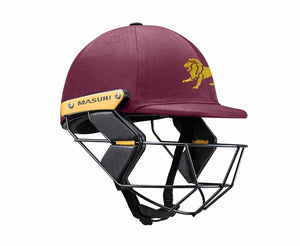 Masuri Original Series MK2 JUNIOR Test Helmet with Steel Grille - Fitzroy Doncaster CC
