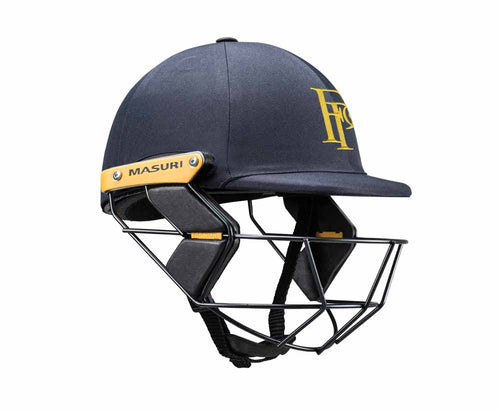 Masuri Original Series MK2 JUNIOR Test Helmet with Steel Grille - Frankston Peninsula CC