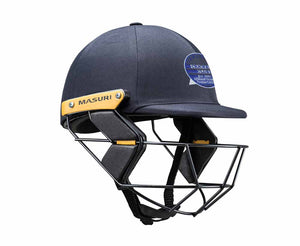 Masuri Original Series MK2 JUNIOR Test Helmet with Steel Grille - Geelong CC