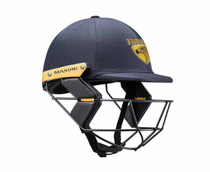 Masuri Original Series MK2 JUNIOR Test Helmet with Steel Grille - Kingston-Hawthorn CC