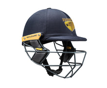 Masuri Original Series MK2 SENIOR Test Helmet with Steel Grille - Kingston-Hawthorn CC
