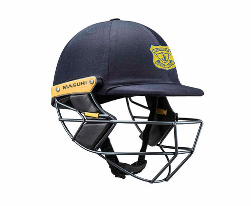 Masuri Original Series MK2 SENIOR Test Helmet with Steel Grille - St Brigid's / St Louis CC
