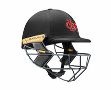 Masuri Original Series MK2 SENIOR Test Helmet with Titanium Grille - Moorabbin CC