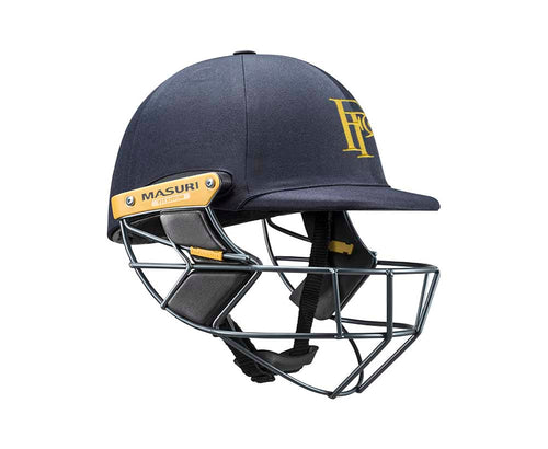 Masuri Original Series MK2 SENIOR Test Helmet with Titanium Grille - Frankston Peninsula CC