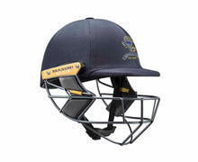 Masuri Original Series MK2 SENIOR Test Helmet with Titanium Grille - Hampton CC