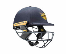 Masuri Original Series MK2 SENIOR Test Helmet with Titanium Grille - Kingston-Hawthorn CC