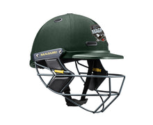 Masuri SENIOR Vision Series Test Helmet with Steel Grille - Camberwell Magpies CC