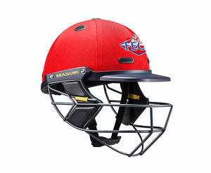 Masuri SENIOR Vision Series Test Helmet with Steel Grille - Footscray CC