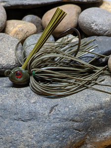 Green Pumpkin Poison Jig