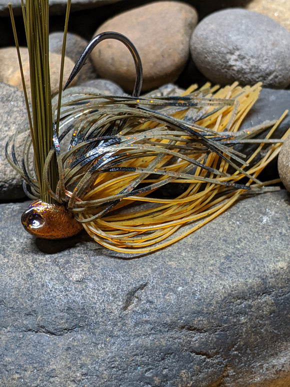 Hellbound Craw Brush Jig