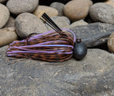 GVH Pro Series Football Finesse Jig Peanut Butter and Jelly