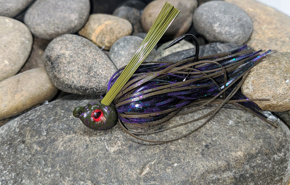 Prostaff GVH Purple Haze Poison Jig