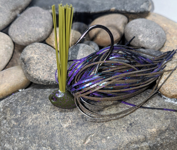 Prostaff GVH Purple Haze Brush Jig