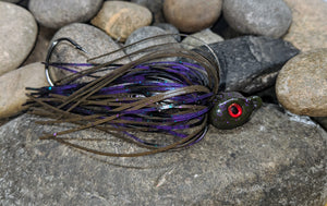 Prostaff GVH Purple Haze Swing Tail Jig