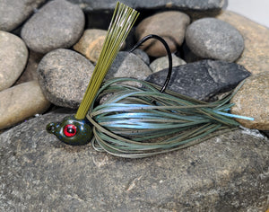 Prostaff GVH Smallmouth Blues Poison Jig
